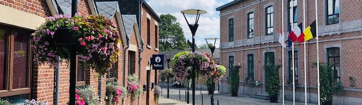 illustration e-guichet (guichet citoyen et démarches en ligne) de la commune de Burdinne